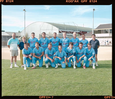 Negative: Royal Softball Club 1991