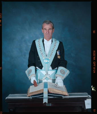Negative: Neil Columbus Freemason