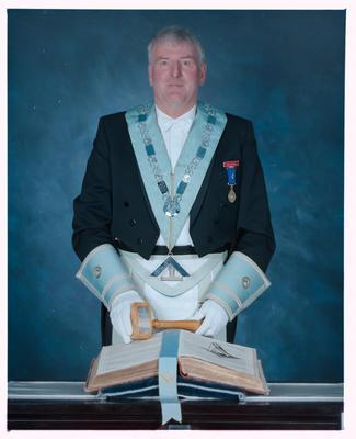 Negative: Paul Cousins Freemason