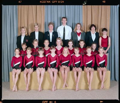 Negative: Canterbury Gymnastics Association 1991
