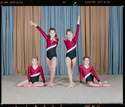 Negative: Canterbury Gymnastics Association 1991