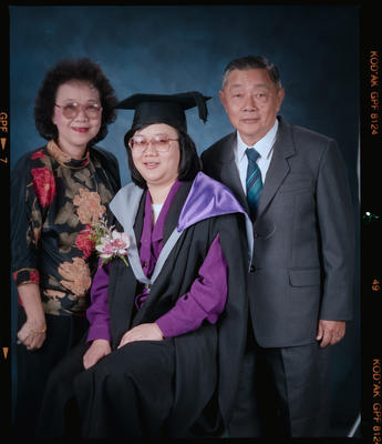 Negative: Miss Yong Graduate And Family