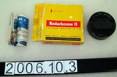 Film Can: Kodak