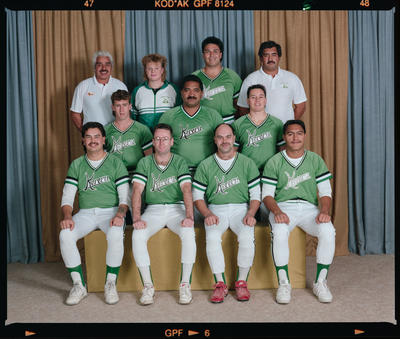 Negative: Kereru Men's Softball 1991