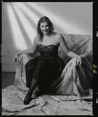 Negative: Alison Hill Portrait
