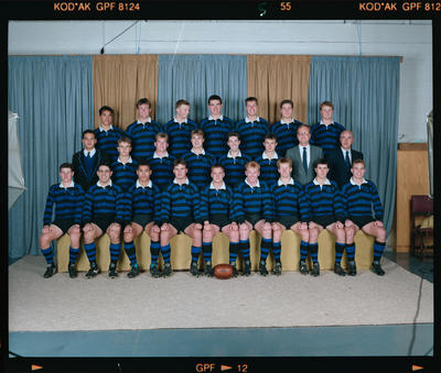 Negative: CBHS 1st XV Rugby 1991