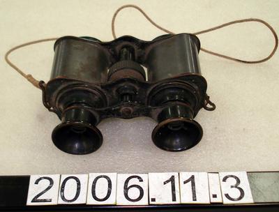 Binoculars: Metal