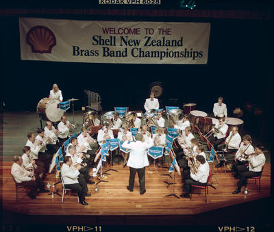 Negative: Shell Brass Band Championship 1991