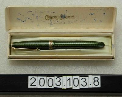 Fountain Pen: In Case