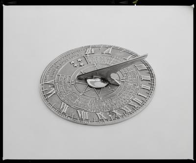 Negative: Wakefield Distribution Sundial