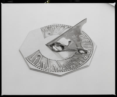 Negative: Wakefield Distribution Sundial