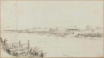 Sketch: Kaiapoi