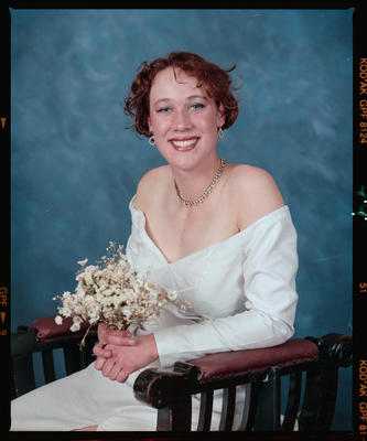 Negative: Marian College Debutante Ball 1991