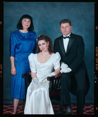 Negative: Marian College Debutante Ball 1991