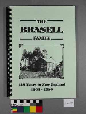 Family History: Brasell family