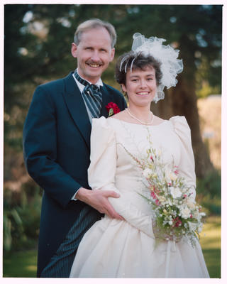 Negative: Burr Wedding