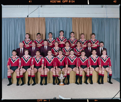 Negative: Canterbury Rugby League 1991