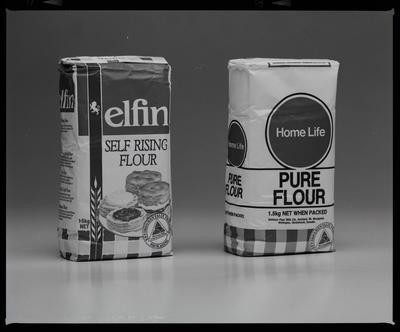 Negative: Flour Packets