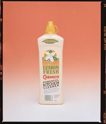 Negative: Chemico Lemon Fresh Bathroom Cleaner