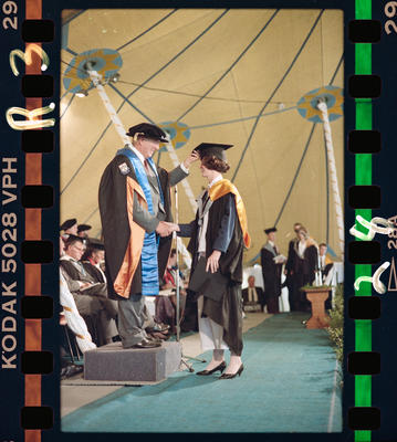 Negative: Unnamed Lincoln College Graduate 1991