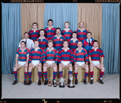 Negative: Sydenham 2nd Grade Rugby 1991