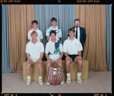Negative: CBHS Tennis 1991