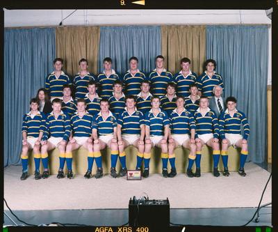 Negative: Lincoln College U21 A 1991