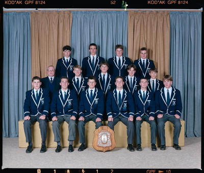 Negative: St Andrews Hockey 1991