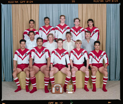 Negative: Eastern Suburbs 17S 1991