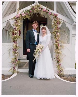 Negative: Watson-Busbridge Wedding