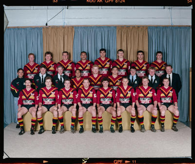 Negative: Halswell Rugby League 1991