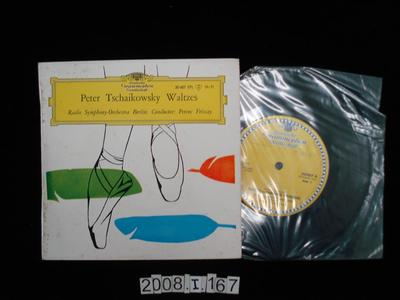 Parlophone Record: and Sleeve