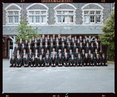 Negative: School House Christ's College 1991