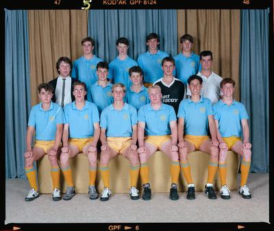 Negative: SBHS Hockey 1991