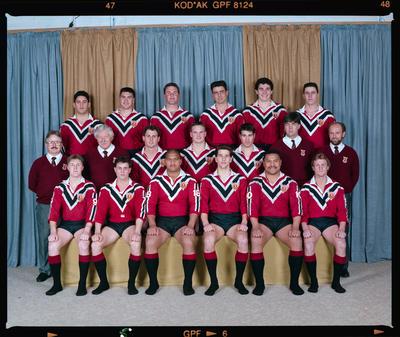 Negative: Canterbury Rugby League 17YO 1991