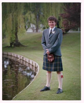 Negative: Mr McRae St Andrews 1991