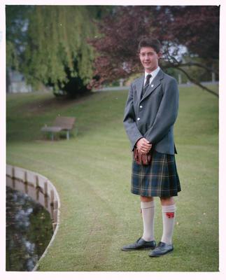 Negative: Mr Adams St Andrews 1991