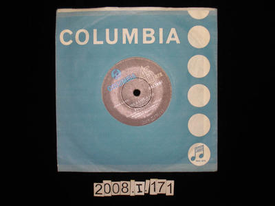 Columbia Record: and Sleeve