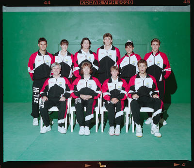 Negative: Canterbury Tennis Team 1992