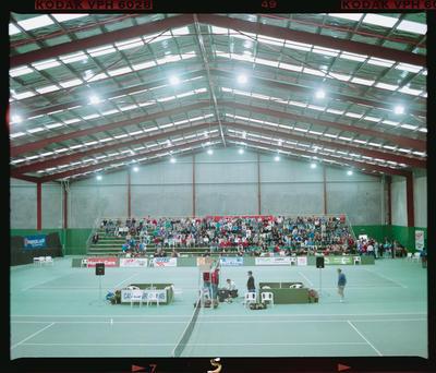 Negative: Indoor Tennis Stadium 1992