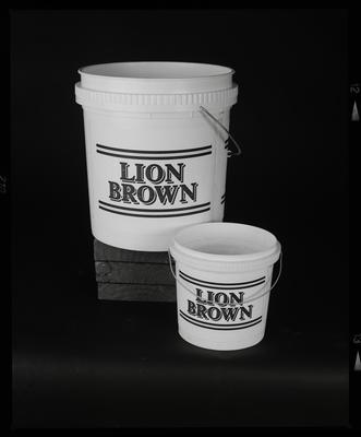 Negative: NZ Breweries Lion Brown Buckets