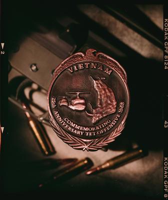 Negative: War Medal