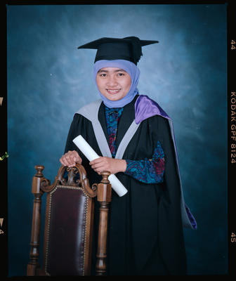 Negative: M. Mustapha Graduate