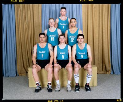 Transparency: Minties Team 1992