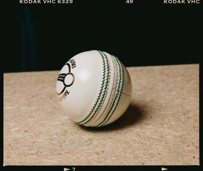 Negative: Cricket Ball