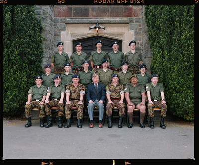 Negative: Christ's College Cadets 1992