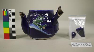Teapot; Circa 1860s;