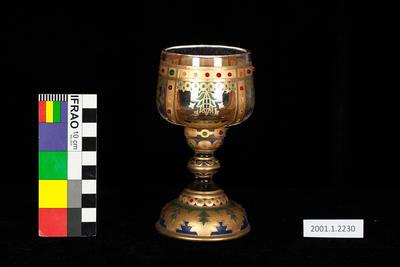 Imperial Glassworks Goblet