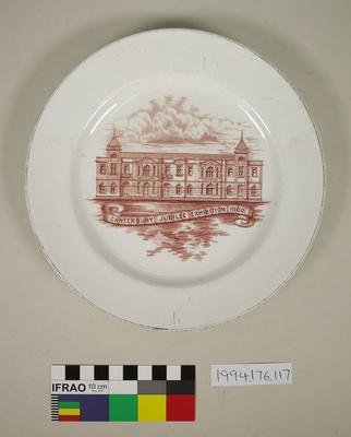 Plate, Bread