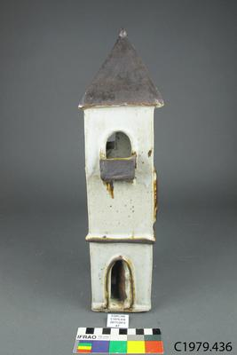 Ceramic Sculpture: The Tower